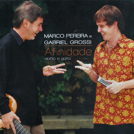 Album Afinidade Gabriel Grossi